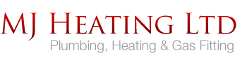 MJ Heating Limited - Specialists in all types of Plumbing, Heating & Gas Fitting